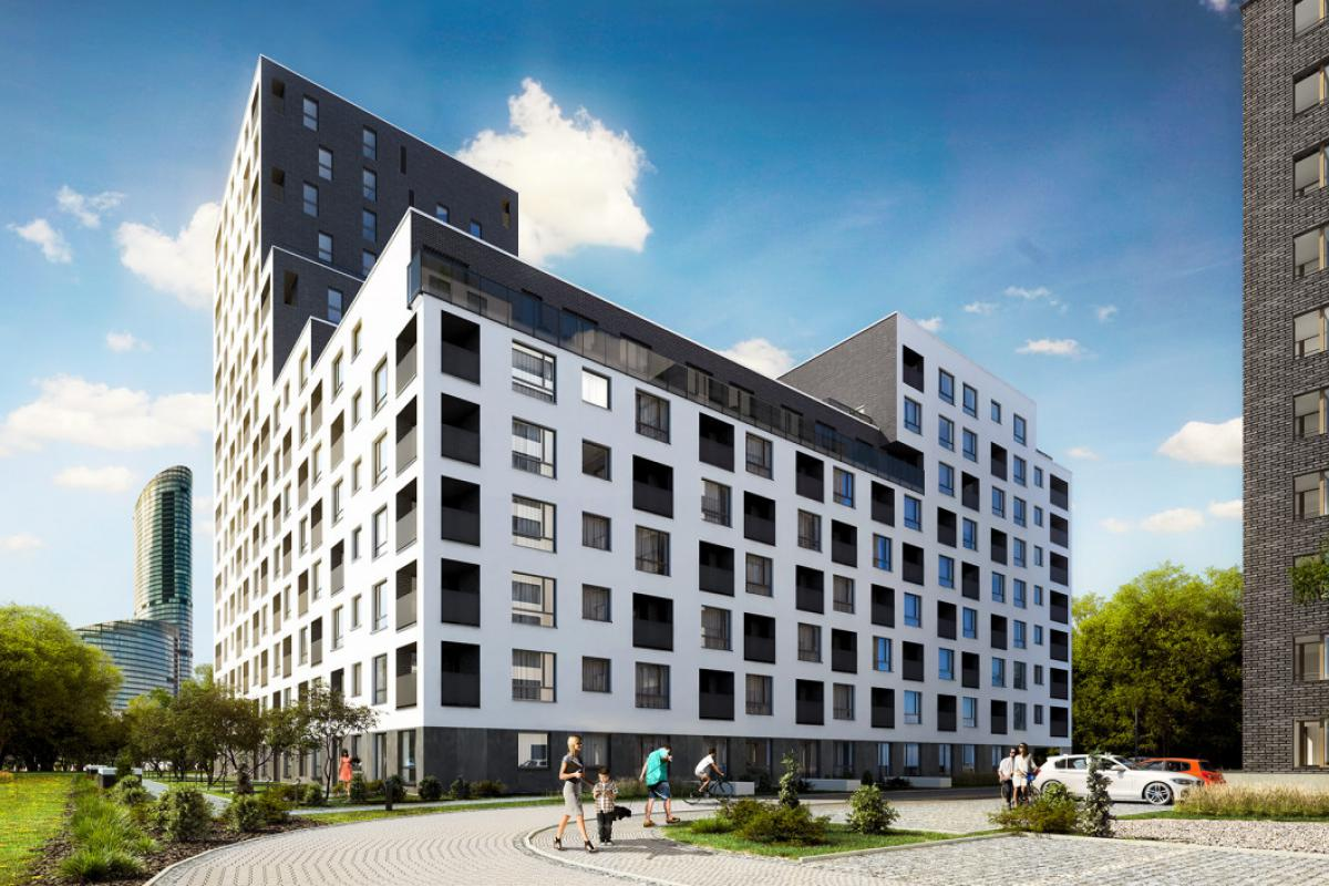 Nowe Centrum Południowe Etap III - Wrocław, Południe, ul. Gwiaździsta, GPI Wrocław Sp z o. o. - zdjęcie 1