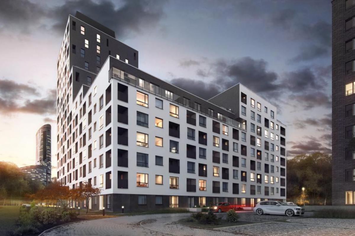 Nowe Centrum Południowe Etap III - Wrocław, Południe, ul. Gwiaździsta, GPI Wrocław Sp z o. o. - zdjęcie 4