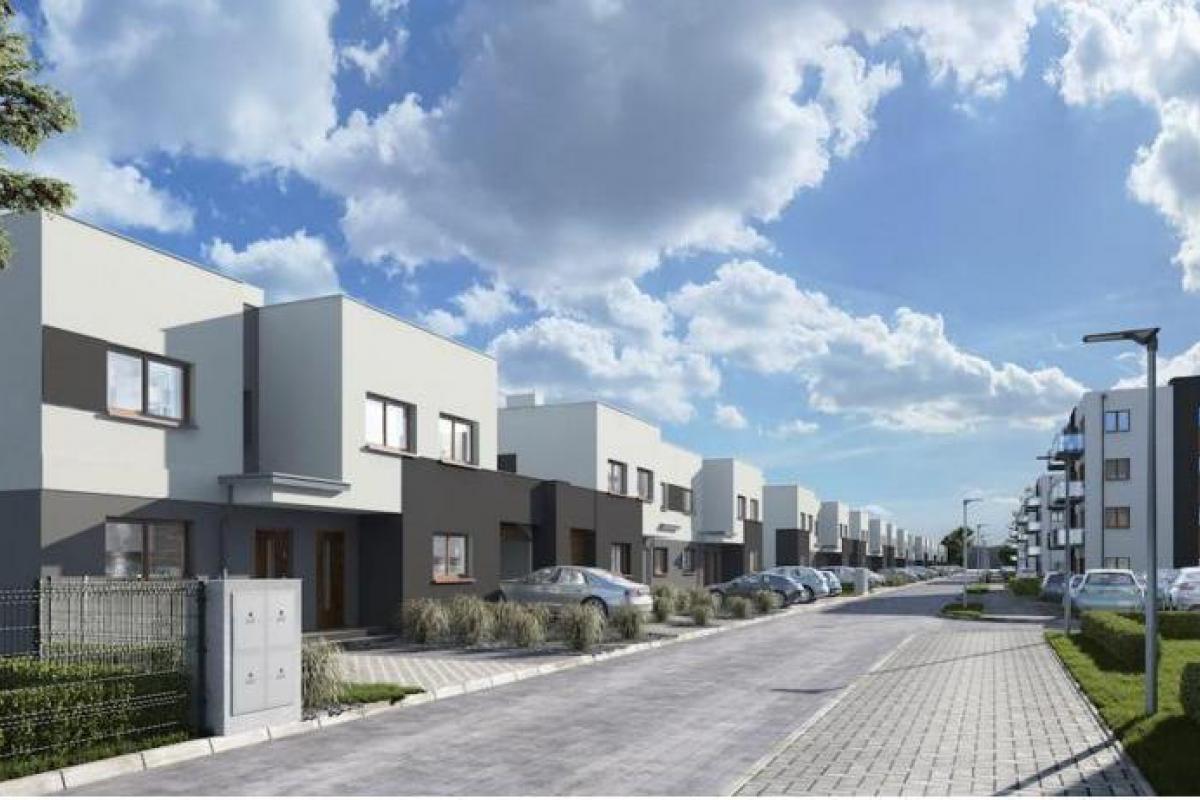 Koninko domy szeregowe - Koninko, Akropol Inwestycje Sp. z o.o. - zdjęcie 1