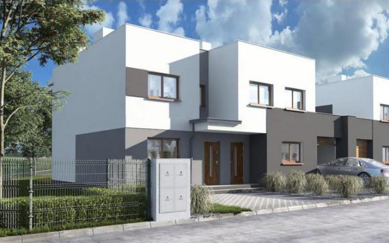 Koninko domy szeregowe - Koninko, Akropol Inwestycje Sp. z o.o. - zdjęcie 2