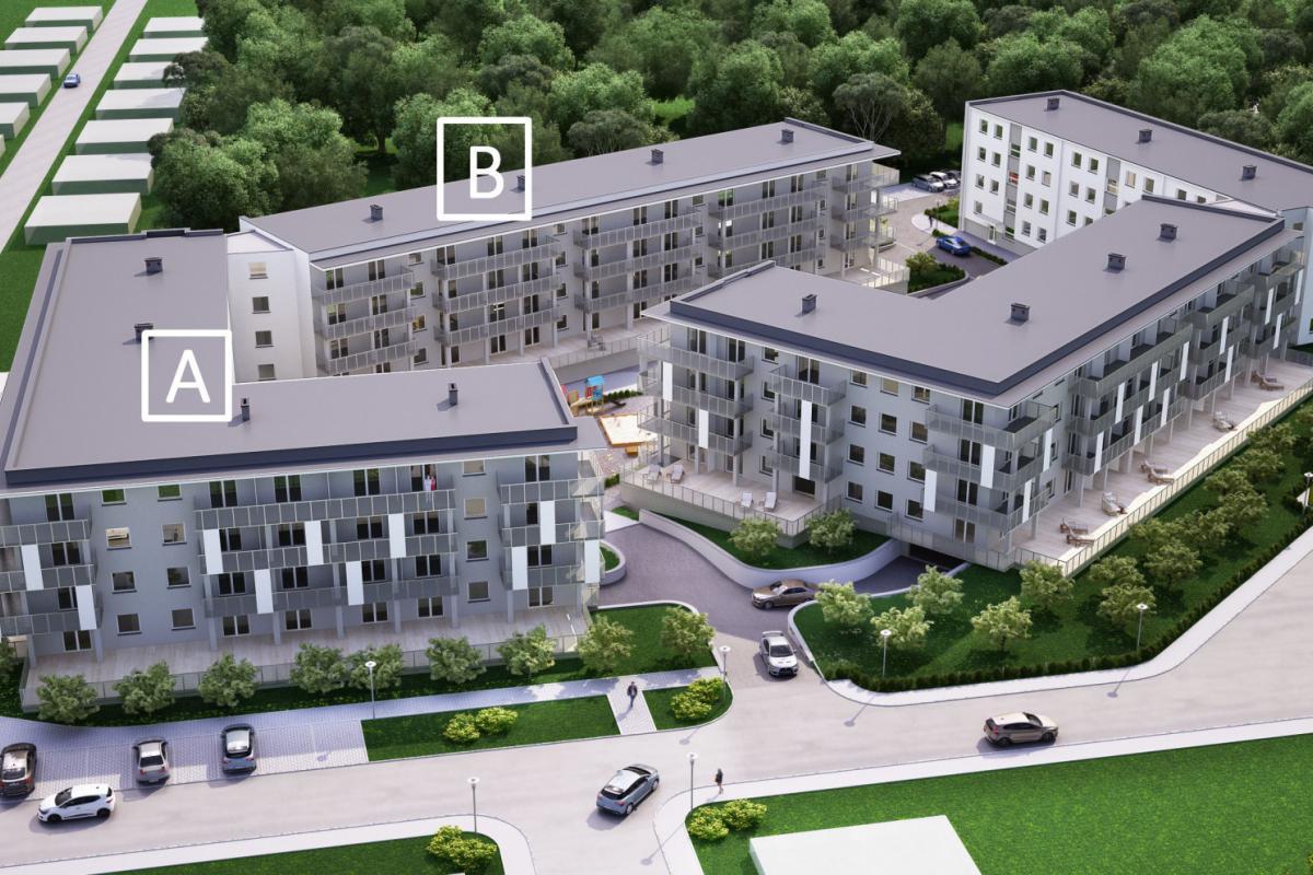Polanka - etap A - Zielona Góra, ul. Polanka, BUDNEX DEWELOPER Sp. z o.o. - zdjęcie 1