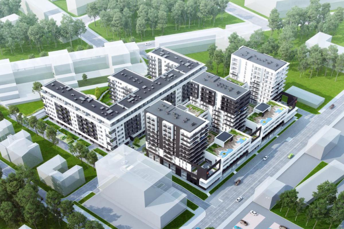 Apartamenty Drewnowska 43 etap II - Łódź, ul. Drewnowska 43, Atal S.A. - zdjęcie 3