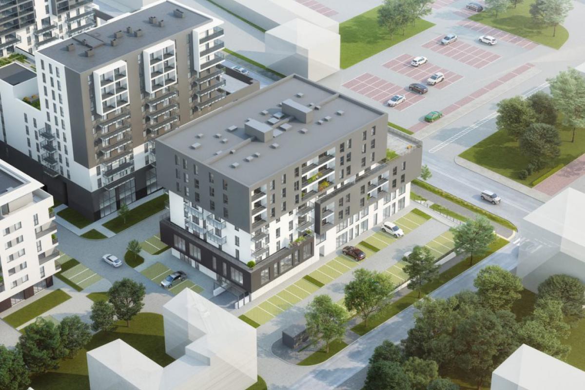 Apartamenty Drewnowska 43 etap III - Łódź, ul. Drewnowska 43, Atal S.A. - zdjęcie 2