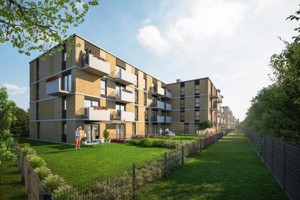 Apartamenty Ostródzka - Warszawa, Brzeziny, ul. Ostródzka, Atal S.A. - zdjęcie 1