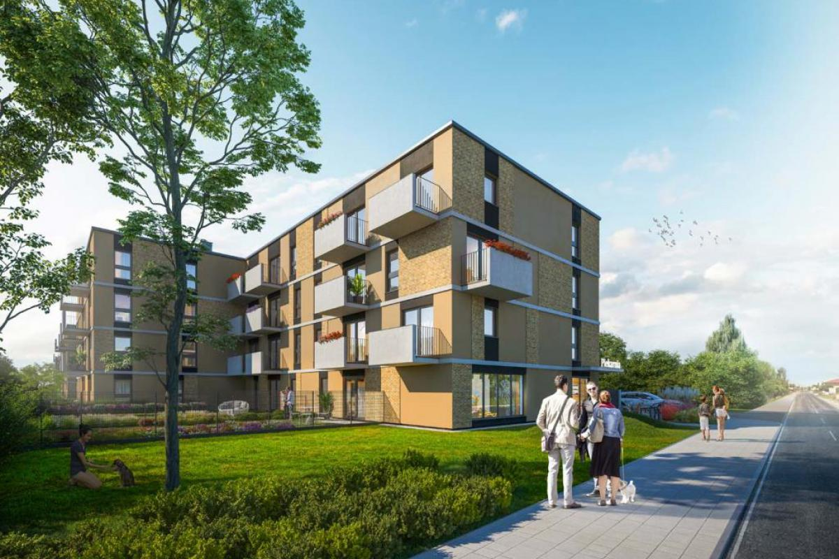 Apartamenty Ostródzka - Warszawa, Brzeziny, ul. Ostródzka, Atal S.A. - zdjęcie 2