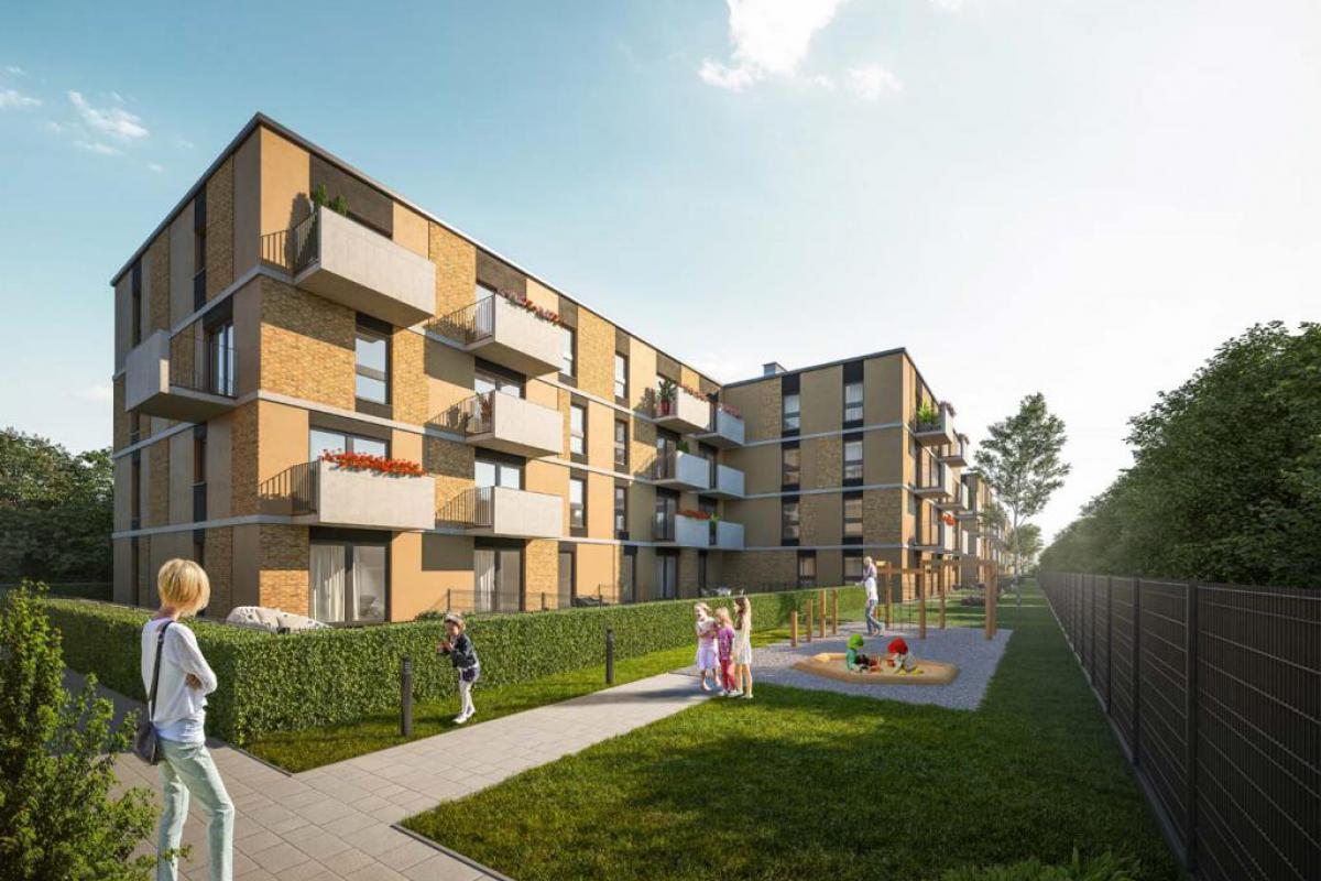 Apartamenty Ostródzka - Warszawa, Brzeziny, ul. Ostródzka, Atal S.A. - zdjęcie 3