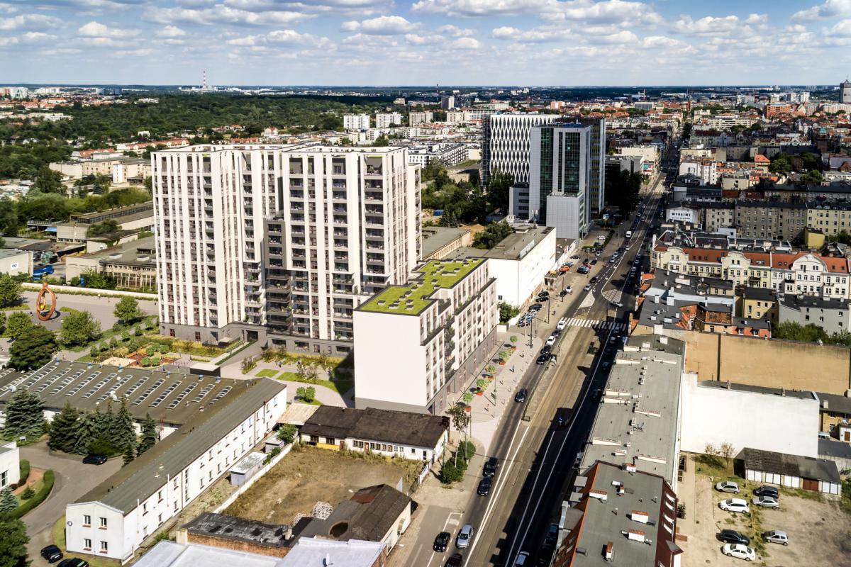 Famma Dąbrowskiego - Poznań, ul. Dąbrowskiego 87-89, Budimex Nieruchomości Sp. z o.o. - zdjęcie 1
