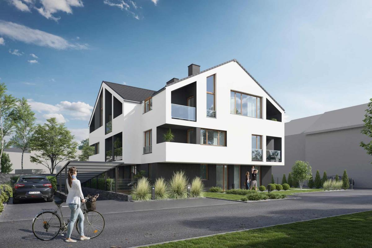 Apartamenty Sąsiedzka - Kraków, ul. Sąsiedzka, Invest House S.A - zdjęcie 1