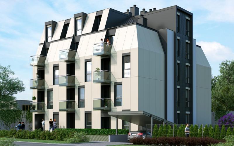 Studzienna 7 - Poznań, Zawady, ul Studzienna 7, Quadro Development  - zdjęcie 1