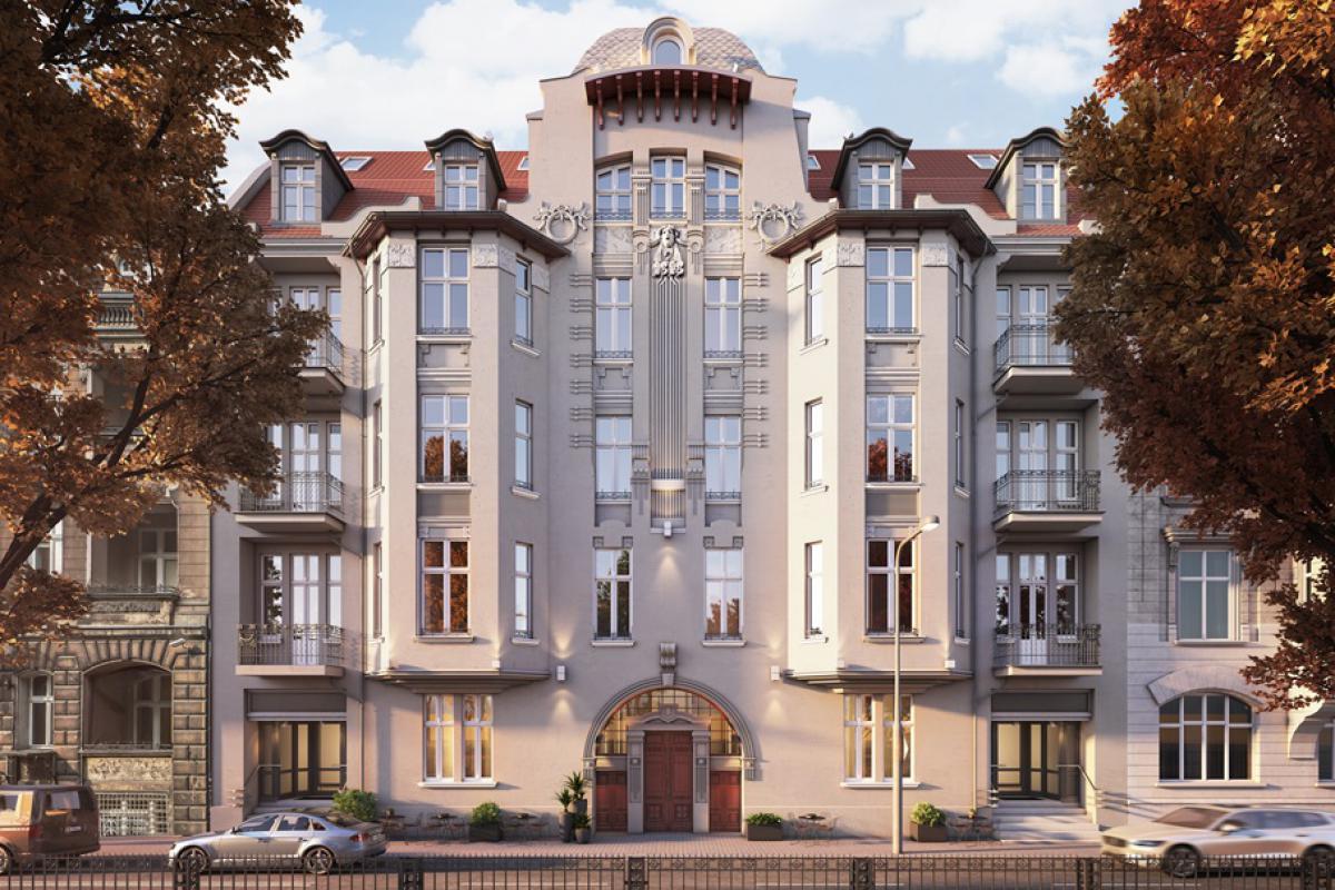 Matejki 51 - Poznań, Łazarz, ul. Matejki 51, Constructa Plus Sp. z o.o. Sp. K. - zdjęcie 1