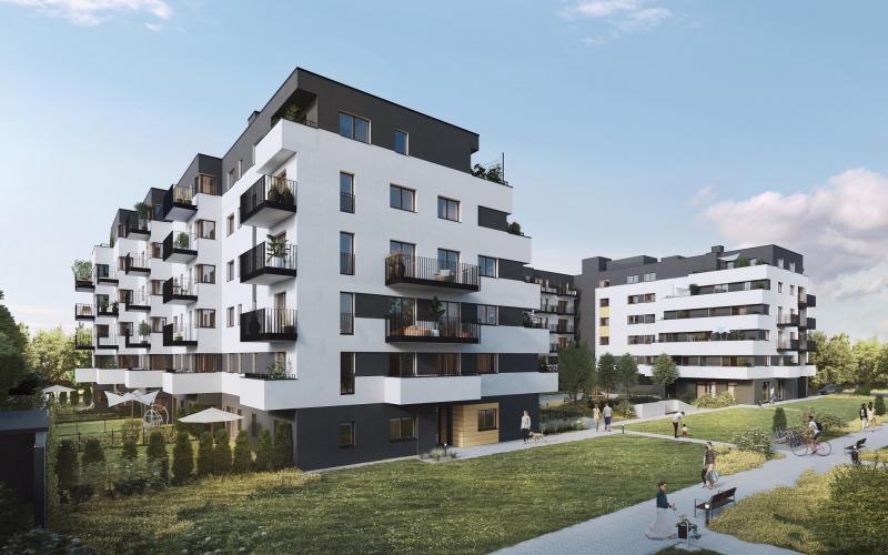 Nowe Ogrody - Poznań, Ogrody, ul. Meissnera 2, Proxin Investment Sp. z o.o. - zdjęcie 5