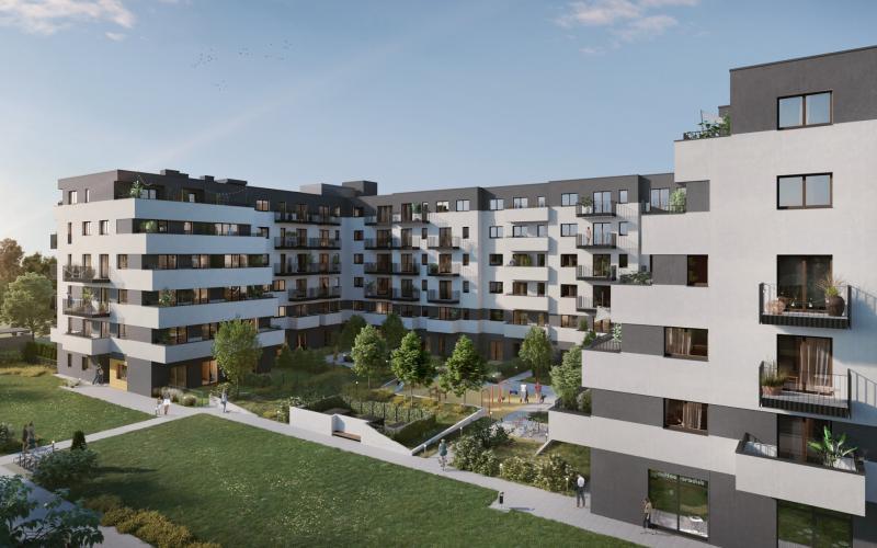 Nowe Ogrody - Poznań, Ogrody, ul. Meissnera 2, Proxin Investment Sp. z o.o. - zdjęcie 6