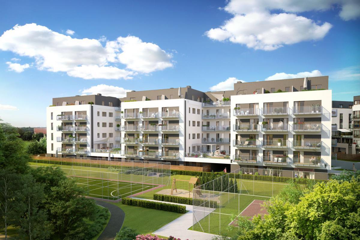 Nowe Ogrody - Poznań, Ogrody, ul. Meissnera 2, Proxin Investment Sp. z o.o. - zdjęcie 15