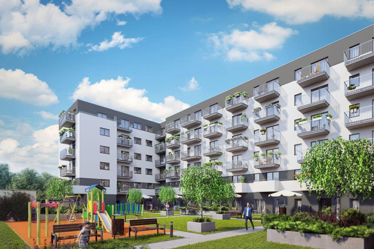 Nowe Ogrody - Poznań, Ogrody, ul. Meissnera 2, Proxin Investment Sp. z o.o. - zdjęcie 9
