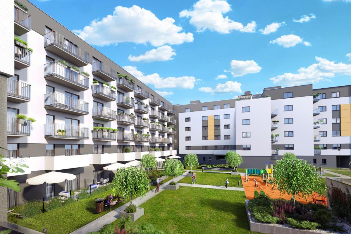 Nowe Ogrody - Poznań, Ogrody, ul. Meissnera 2, Proxin Investment Sp. z o.o. - zdjęcie 10