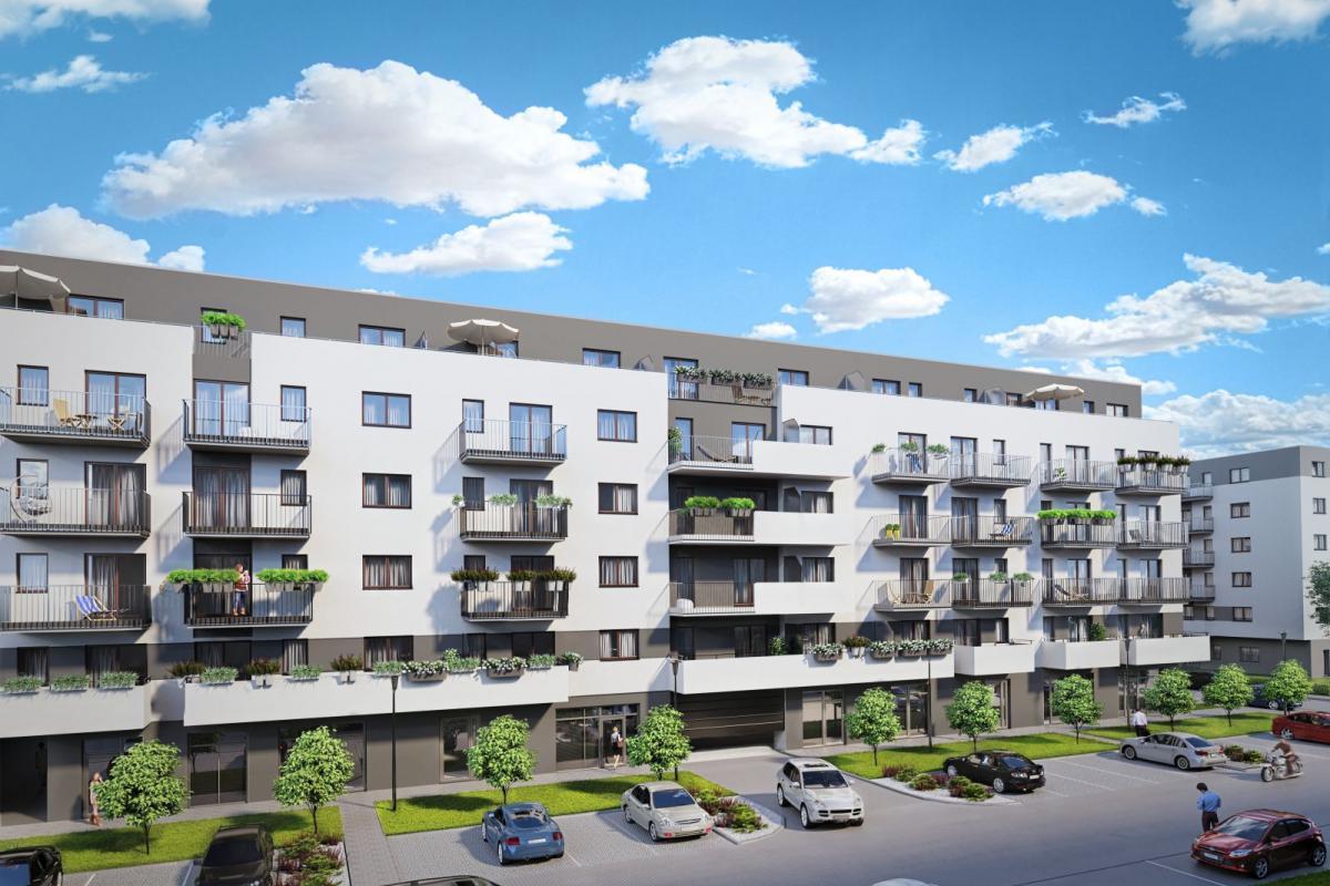 Nowe Ogrody - Poznań, Ogrody, ul. Meissnera 2, Proxin Investment Sp. z o.o. - zdjęcie 11