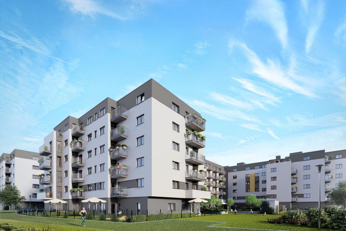 Nowe Ogrody - Poznań, Ogrody, ul. Meissnera 2, Proxin Investment Sp. z o.o. - zdjęcie 8