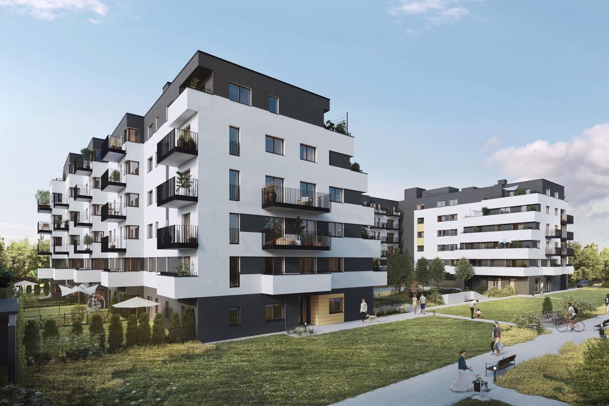Nowe Ogrody - Poznań, Ogrody, ul. Meissnera 2, Proxin Investment Sp. z o.o. - zdjęcie 22