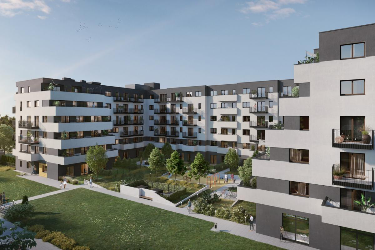 Nowe Ogrody - Poznań, Ogrody, ul. Meissnera 2, Proxin Investment Sp. z o.o. - zdjęcie 24