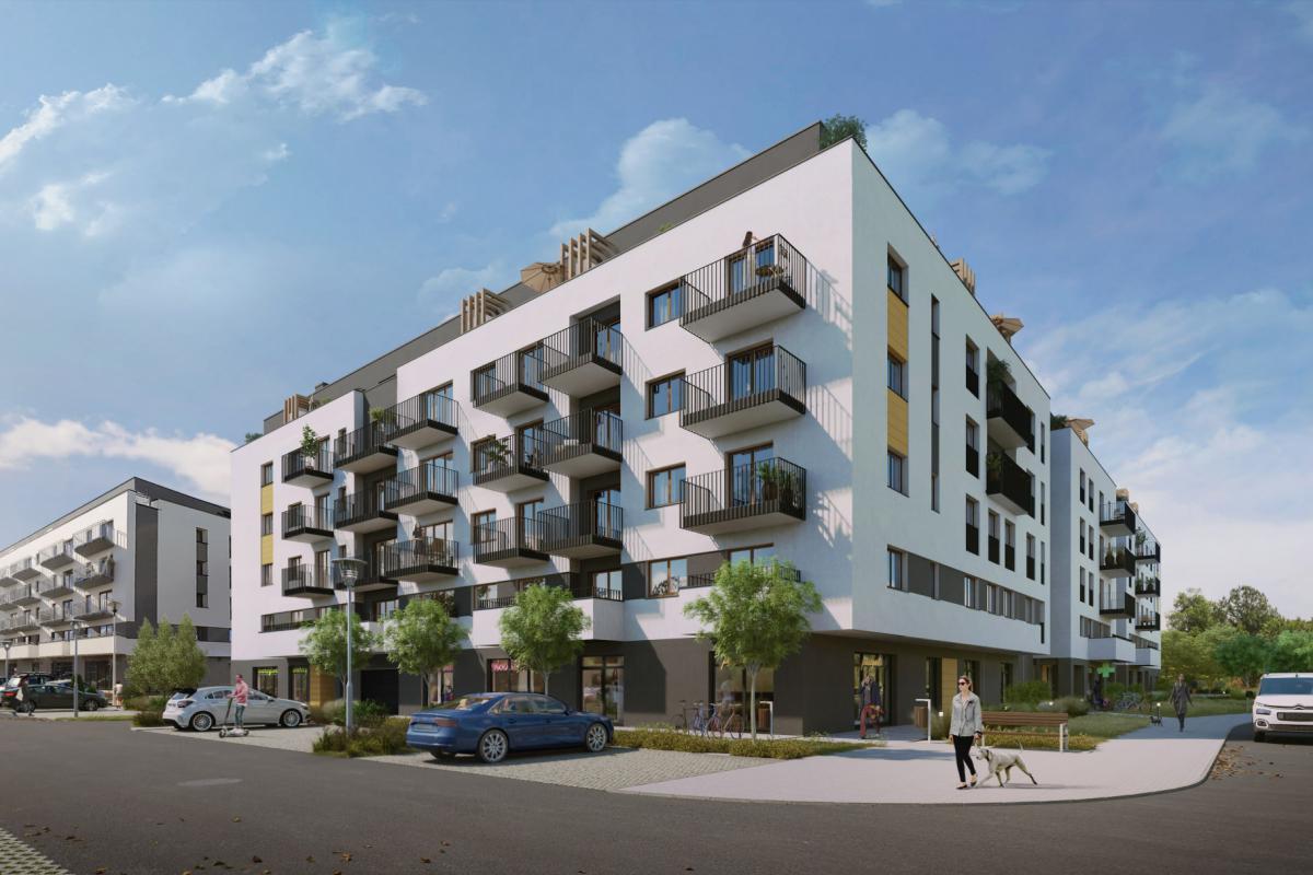 Nowe Ogrody - Poznań, Ogrody, ul. Meissnera 2, Proxin Investment Sp. z o.o. - zdjęcie 25