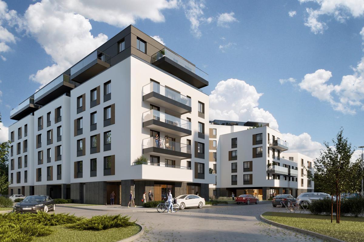 Nowe Ogrody - Poznań, Ogrody, ul. Meissnera 2, Proxin Investment Sp. z o.o. - zdjęcie 4