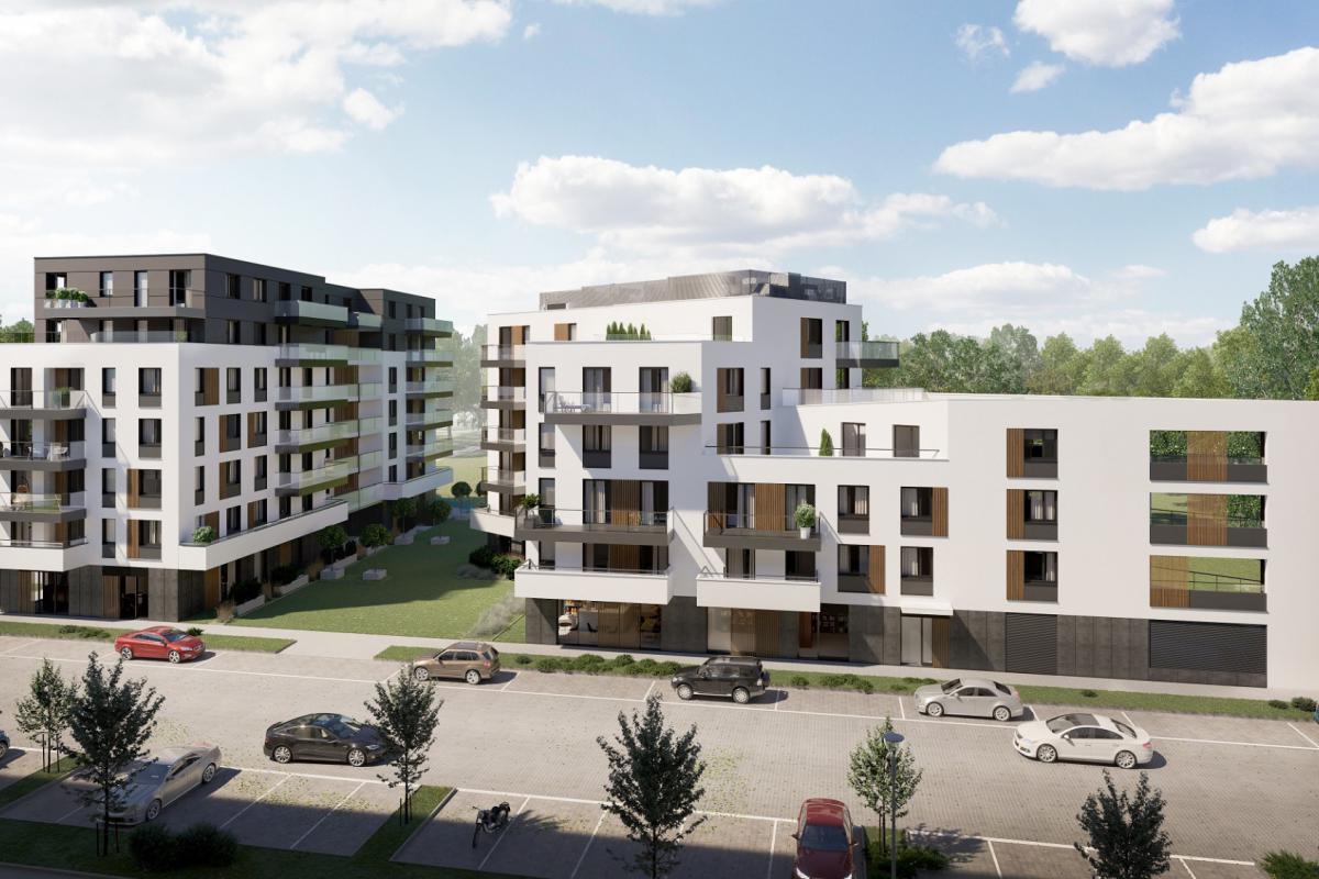 Nowe Ogrody - Poznań, Ogrody, ul. Meissnera 2, Proxin Investment Sp. z o.o. - zdjęcie 1