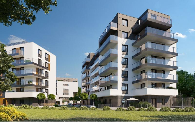 Nowe Ogrody - Poznań, Ogrody, ul. Meissnera 2, Proxin Investment Sp. z o.o. - zdjęcie 3