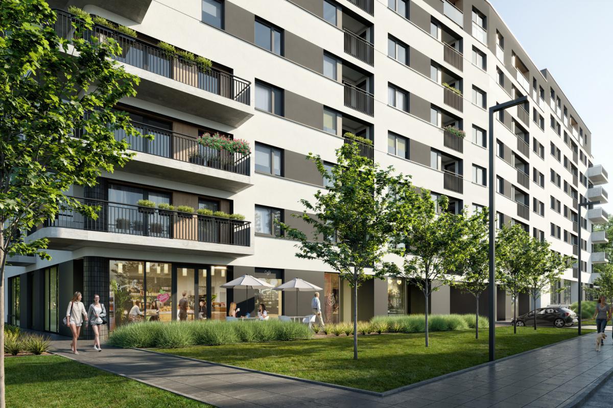 Fama Jeżyce - Poznań, Jeżyce - Osiedle, ul. Dąbrowskiego 81/85, Monday Development SA - zdjęcie 13