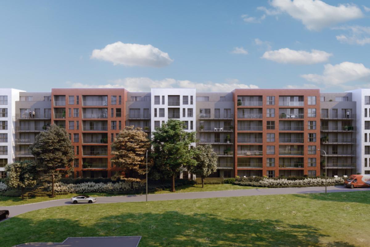 Lisia Apartamenty - Zielona Góra, ul. Lisia 12-14-16, EBF DEVELOPMENT Sp. z o.o. Sp.k. - zdjęcie 3