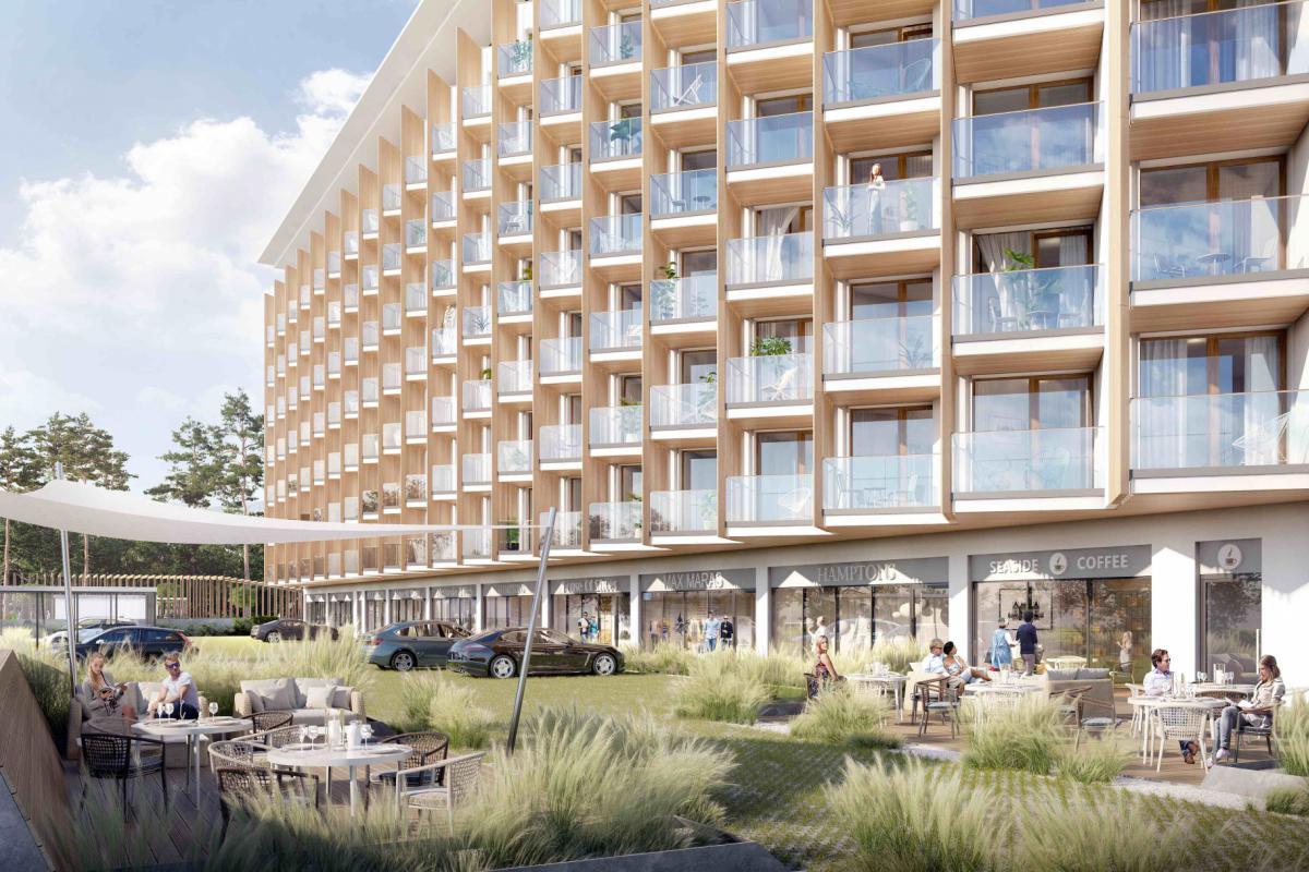 PINEA Resort&Apartments  - Pobierowo, ul. Grunwaldzka 82a, As-Invest sp. z o.o. - zdjęcie 2