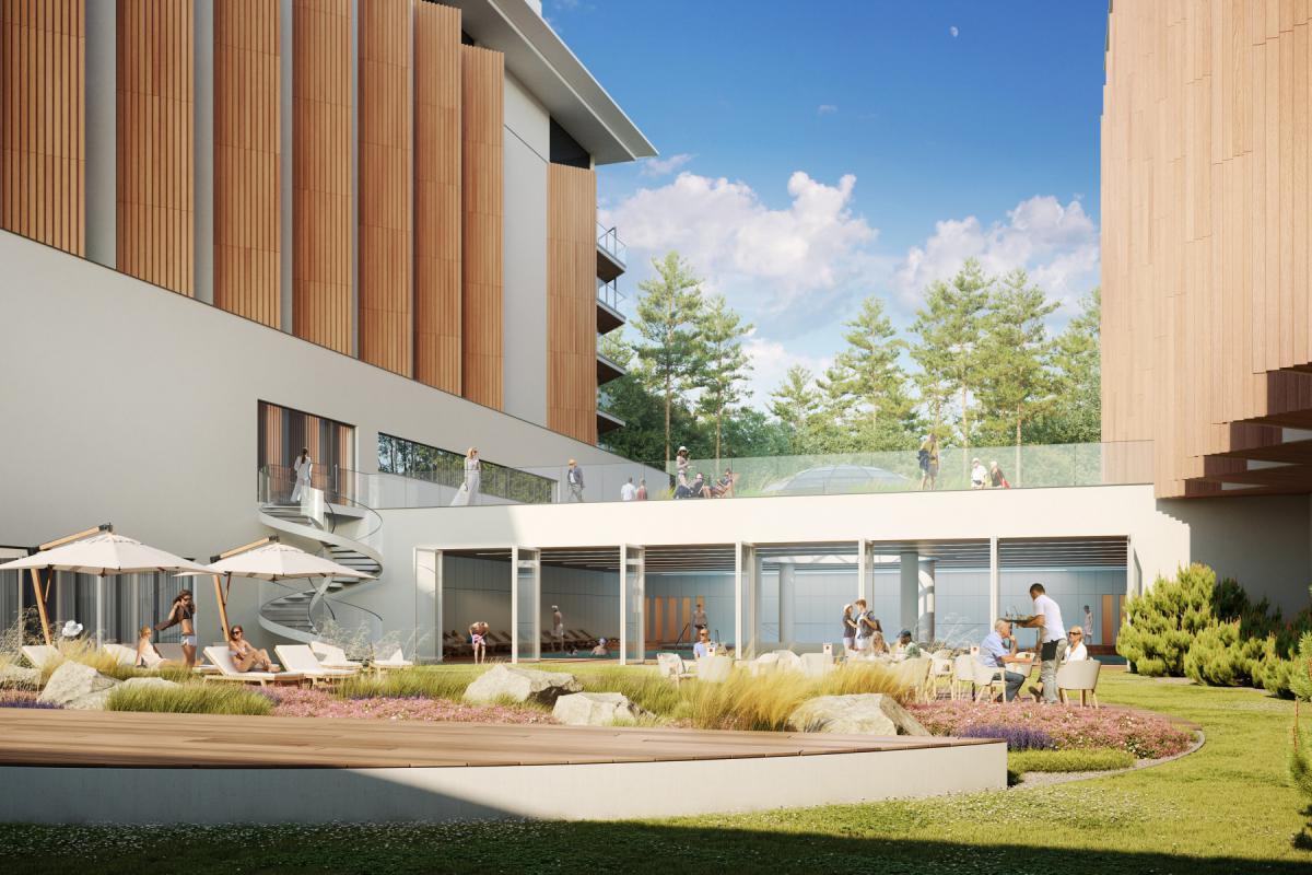 PINEA Resort&Apartments  - Pobierowo, ul. Grunwaldzka 82a, As-Invest sp. z o.o. - zdjęcie 5