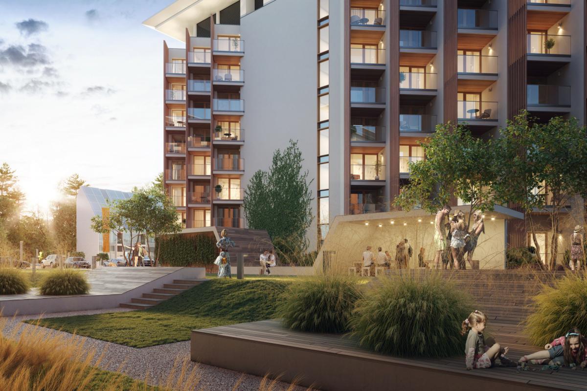 PINEA Resort&Apartments  - Pobierowo, ul. Grunwaldzka 82a, As-Invest sp. z o.o. - zdjęcie 8