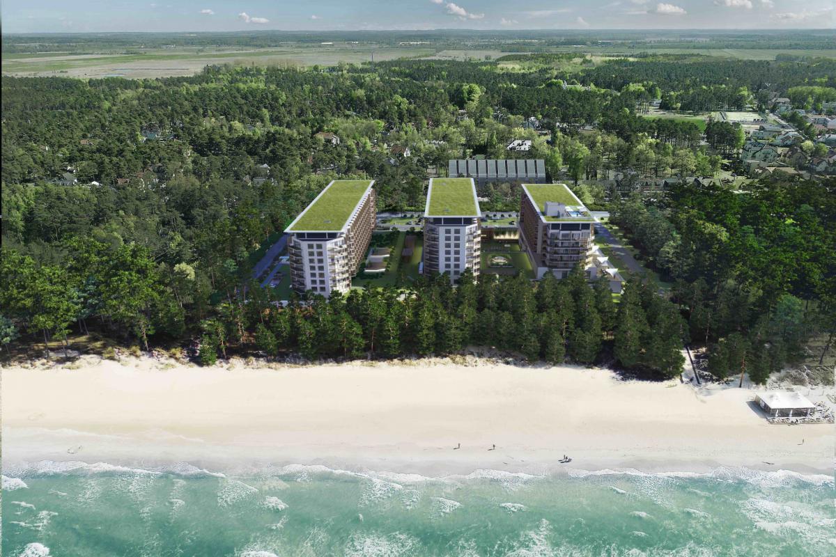 PINEA Resort&Apartments  - Pobierowo, ul. Grunwaldzka 82a, As-Invest sp. z o.o. - zdjęcie 3