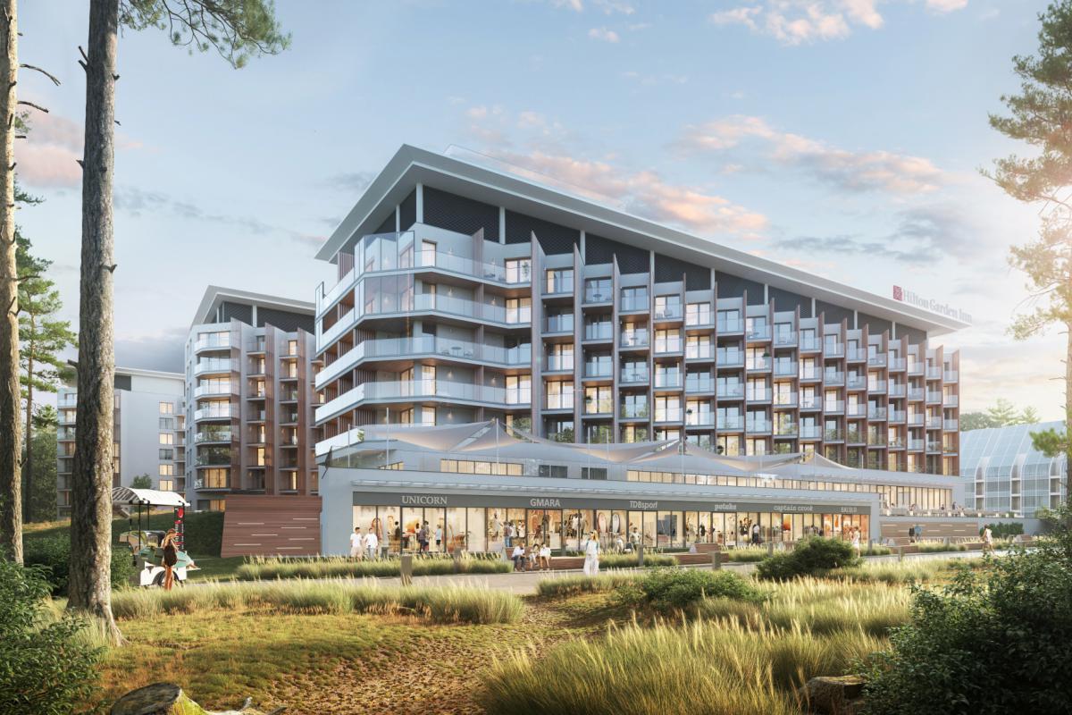 PINEA Resort&Apartments  - Pobierowo, ul. Grunwaldzka 82a, As-Invest sp. z o.o. - zdjęcie 1