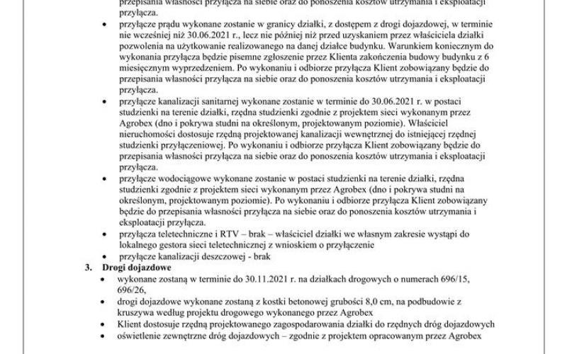 Osiedle Przy Marinie - DOMY I DZIAŁKI - Baranowo, ul. Wypoczynkowa, AGROBEX Sp. z o.o.  - zdjęcie 11