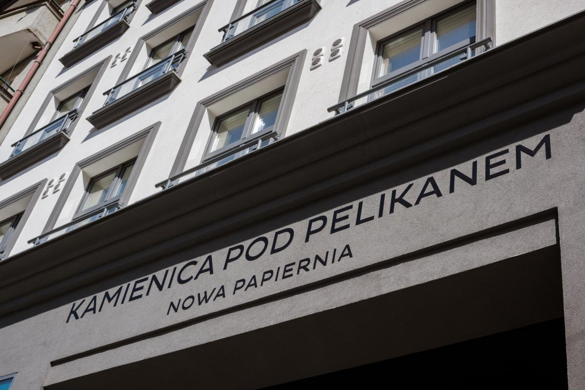 Kamienica Pod Pelikanem - Wrocław, Przedmieście Oławskie, ul. Kościuszki, RED Real Estate Development Sp. z o.o.  - zdjęcie 2