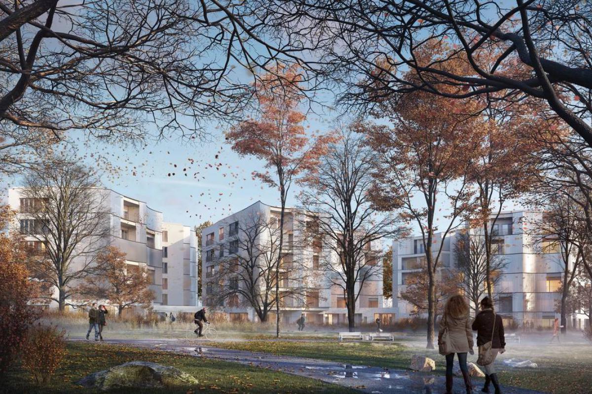 Perfumiarnia w Parku Wilsona - Poznań, Łazarz, ul. Śniadeckich, Garvest Real Estate - zdjęcie 4