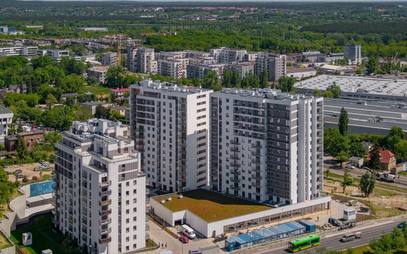 Nowych Kosmonautów - Poznań, Winogrady, ul. Serbska/Naramowicka, Monday Development Sp. z o.o.  - zdjęcie 9