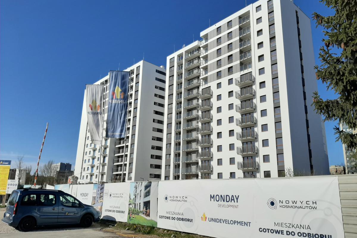 Nowych Kosmonautów - Poznań, Winogrady, ul. Serbska/Naramowicka, Monday Development Sp. z o.o.  - zdjęcie 10