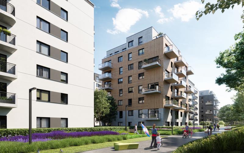 Fama Jeżyce - Poznań, Jeżyce - Osiedle, ul. Dąbrowskiego 81/85, Monday Development Sp. z o.o.  - zdjęcie 5