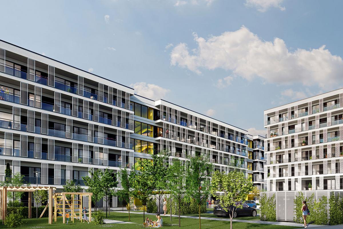 Widok Warta - Poznań, Starołęka, Ul. Starołęcka 34, Premium Properties 2 Spółka z ograniczoną odpowiedzialnością - zdjęcie 1