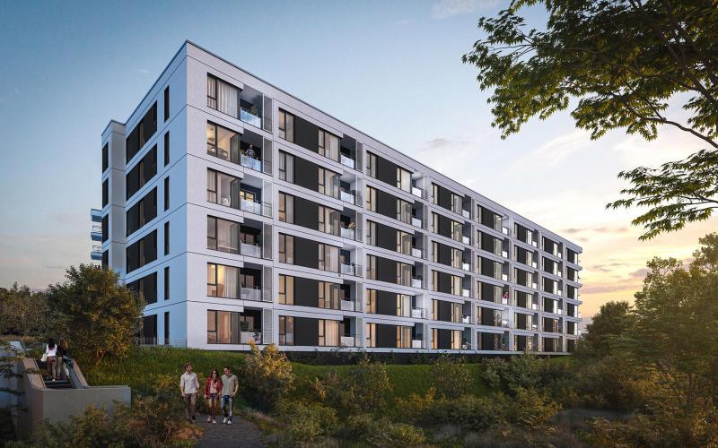 Widok Warta - Poznań, Starołęka, Ul. Starołęcka 34, Premium Properties 2 Spółka z ograniczoną odpowiedzialnością - zdjęcie 3