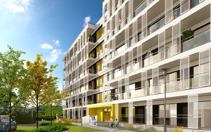 Widok Warta - Poznań, Starołęka, Ul. Starołęcka 34, Premium Properties 2 Spółka z ograniczoną odpowiedzialnością - zdjęcie 4