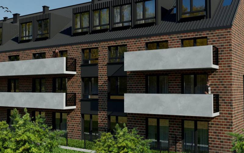 2M Apartments - Wrocław, Maślice, ul. Maślicka, Omega Buildings Sp. z o.o. B Sp.k. - zdjęcie 2