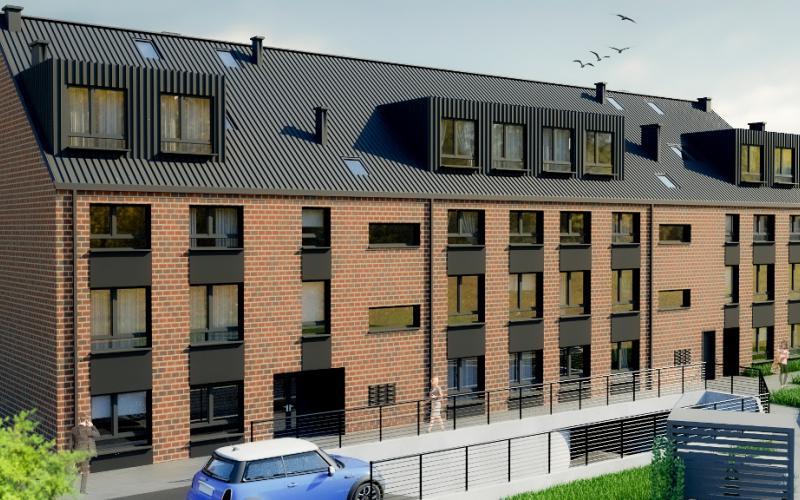 2M Apartments - Wrocław, Maślice, ul. Maślicka, Omega Buildings Sp. z o.o. B Sp.k. - zdjęcie 1