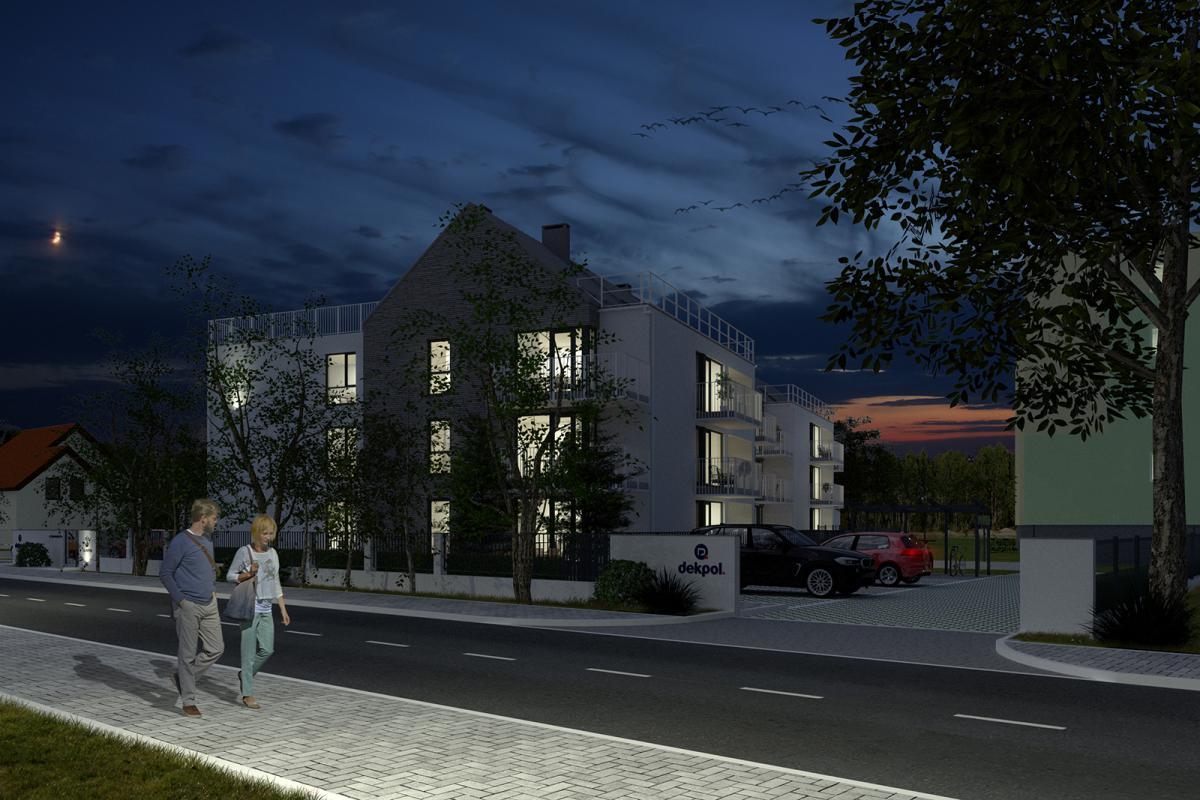 Villa Neptun - Gdańsk, Sobieszewo, ul. Nadwiślańska, Dekpol Deweloper - zdjęcie 13