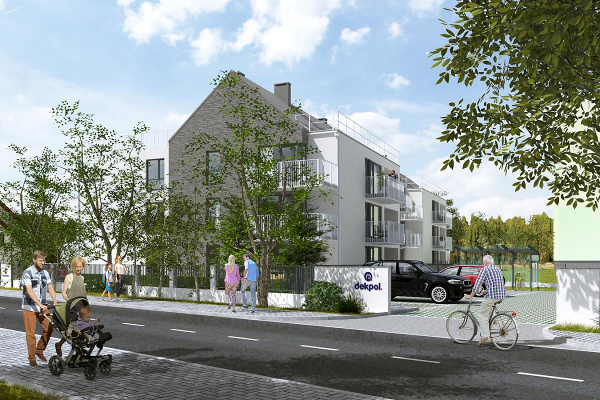 Villa Neptun - Gdańsk, Sobieszewo, ul. Nadwiślańska, Dekpol Deweloper - zdjęcie 4