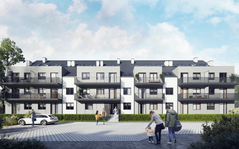 Nowy Izabelin - Zalasewo, ul. Średzka, PlanetBud Development sp. z o.o. - zdjęcie 3