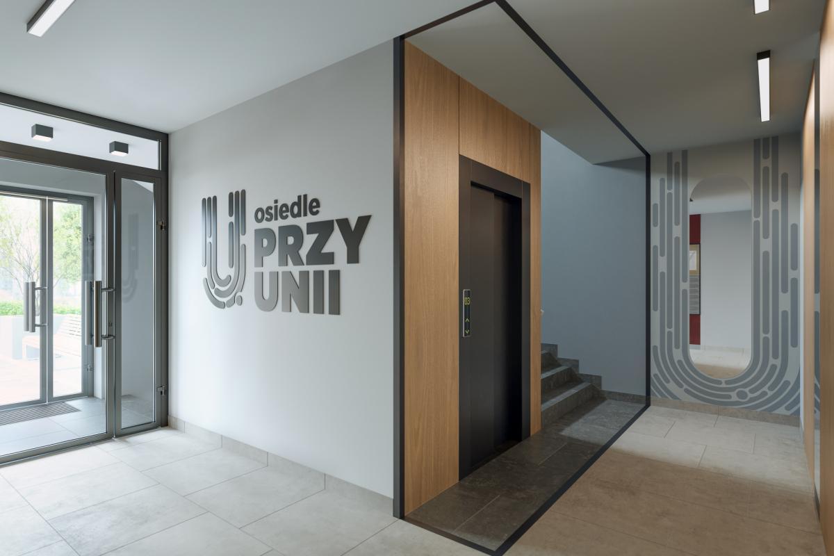 Osiedle Przy Unii - Poznań, Starołęka, ul. Unii Lubelskiej, Budimex Nieruchomości Sp. z o.o. - zdjęcie 4