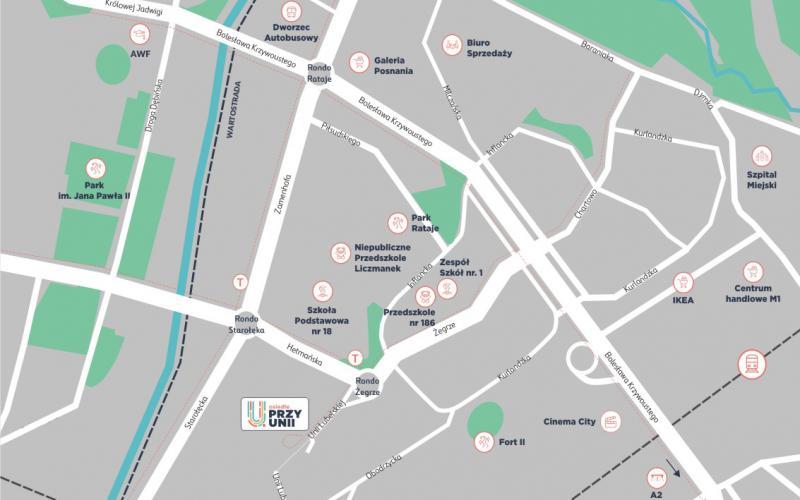 Osiedle Przy Unii - Poznań, Starołęka, ul. Unii Lubelskiej, Budimex Nieruchomości Sp. z o.o. - zdjęcie 7
